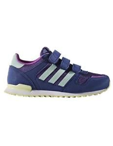 a zapatillas adidas zx 700 violetablanco nino
