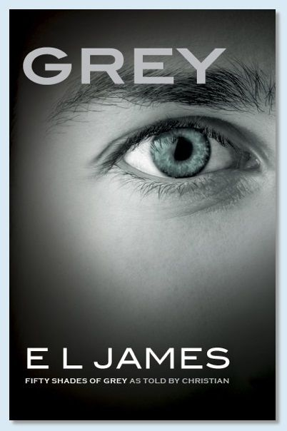 Brand new E. L. James Grey - Christian is back!