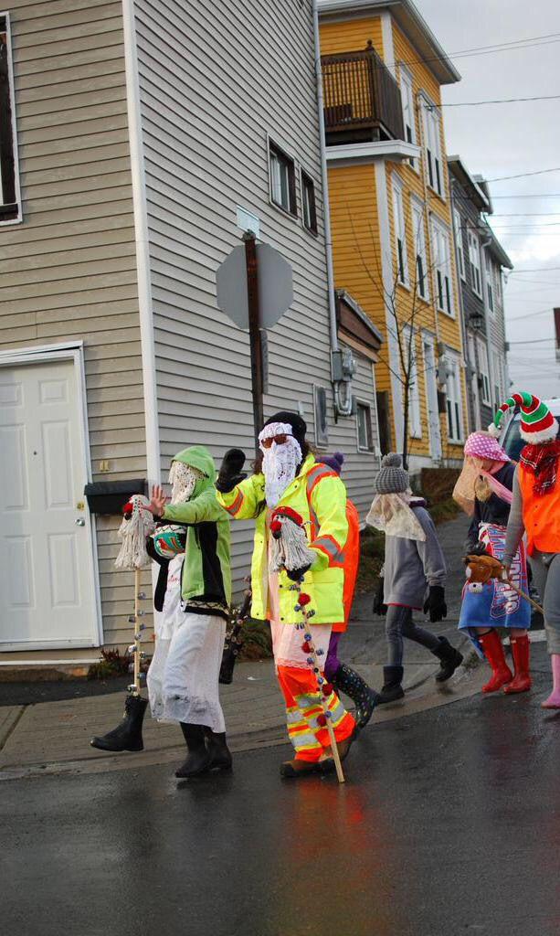 Mummers parade 2014