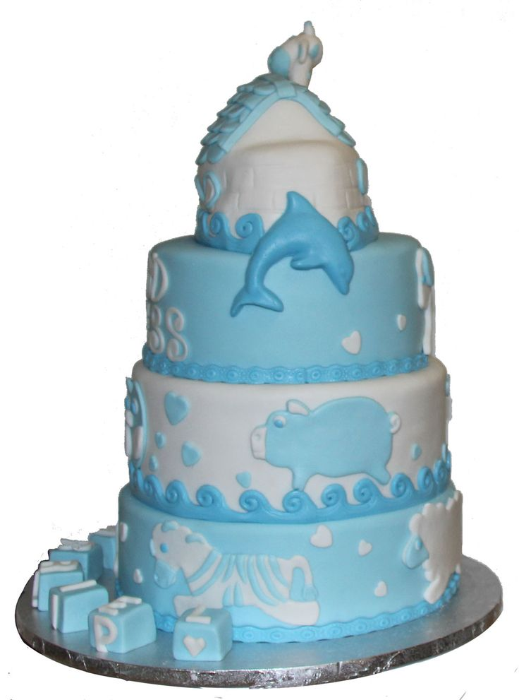 Noah's Ark Cake Side 2 Like us at www.facebook.com/melianndesigns