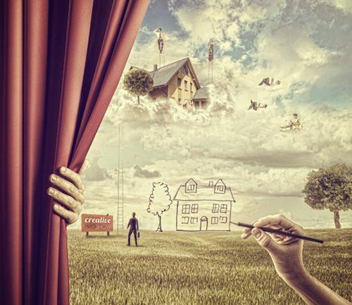 Tutorial del mese di Novembre: Come creare uno scenario surreale con Photoshop (CS6)