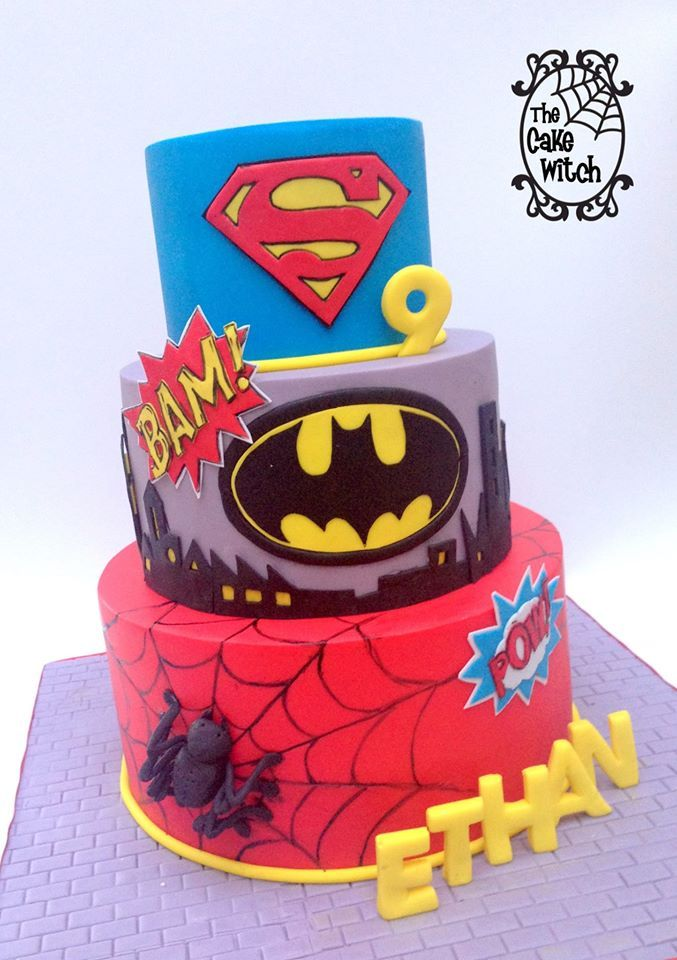 17 Images About Cakes Superheroes On Pinterest Cakes