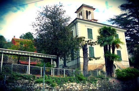 Villa Liberty In Chiavari (GE) On Sale | www.findhouseitaly.com