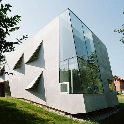 : Window, Modern Houses, Architecture, Architecture Design, Austria