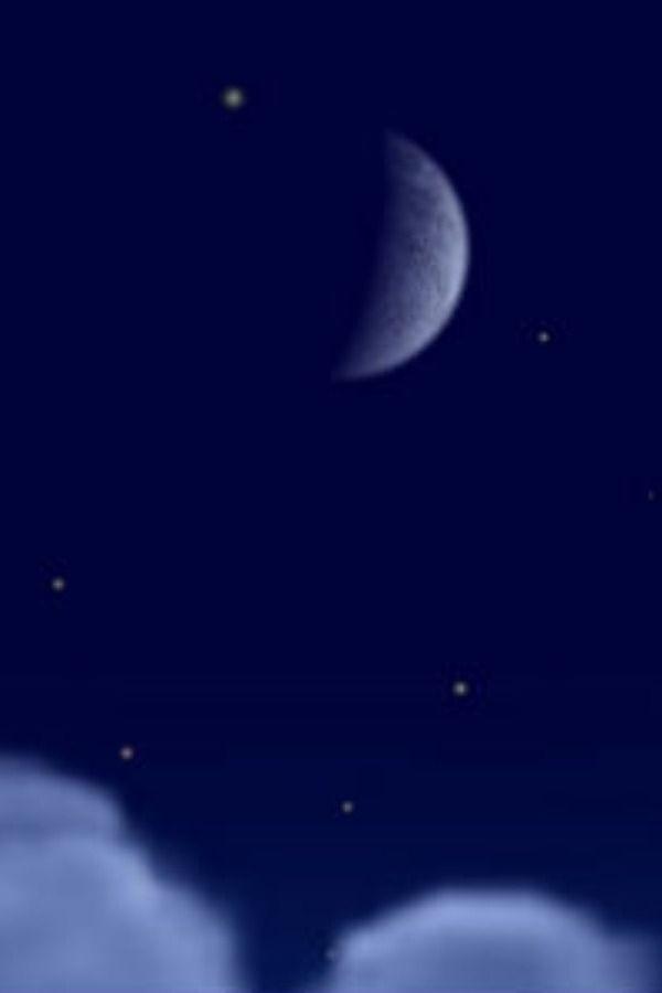 Pin de Alondra Ortiz en Luna,estrellas,mar,cielo... en 2019 ...