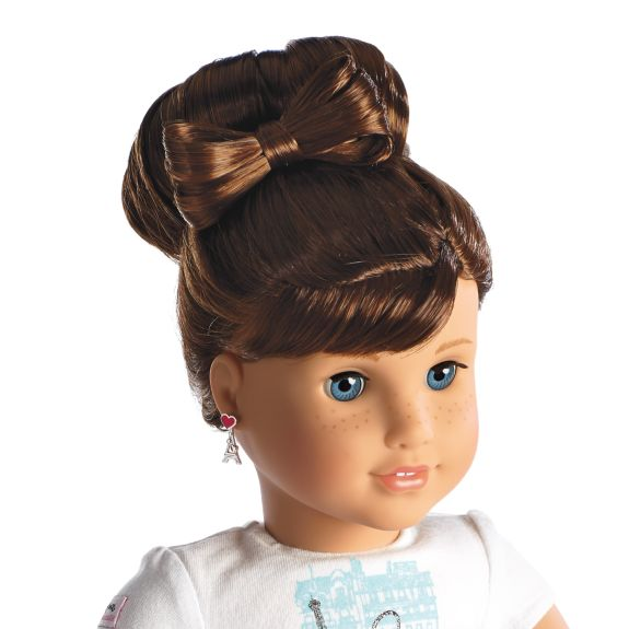 Best 25  American girl hairstyles ideas on Pinterest | Ag doll ...