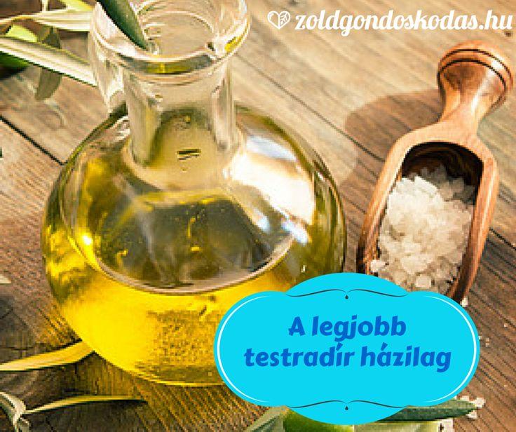 Natúr testradír házilag (DIY) olívaolajjal - Zöldgondoskodás.hu
