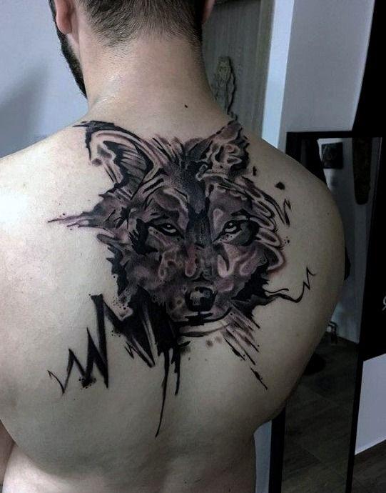 Tatuajes En La Espalda Para Hombres Tatuajes En La Espalda Espalda Hombre Tatuajes Espalda Hombre