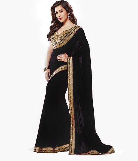 Buy sarees online at best affordable prices in india. Voonik is one stop destination for shopping sarees online. ✓100% Genuine Products ✓Easy Returns