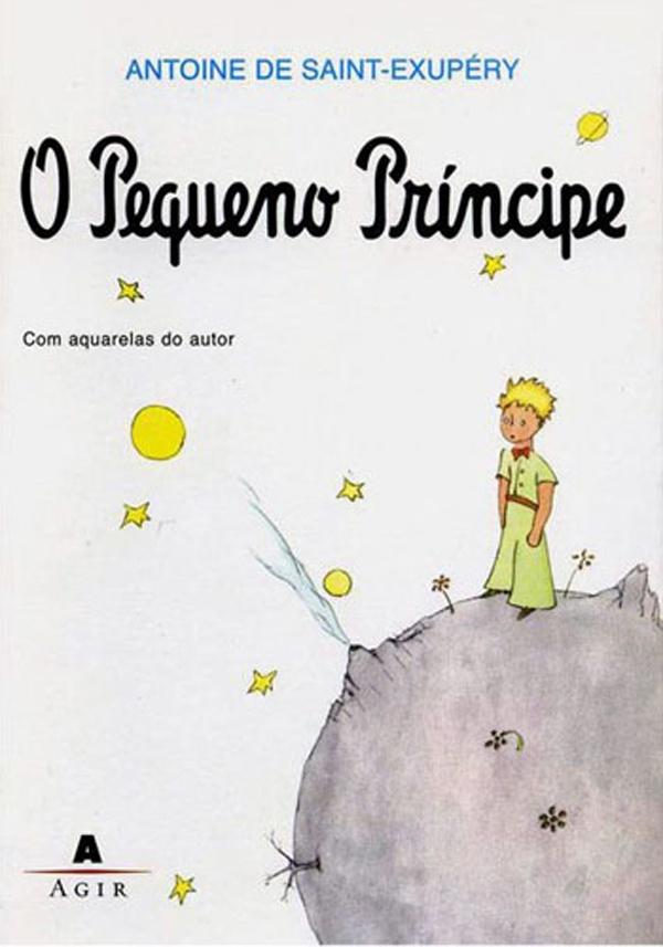 O Pequeno Príncipe está na minha lista de 3 livros para ler antes de dormir! http://goo.gl/lMn0jk
