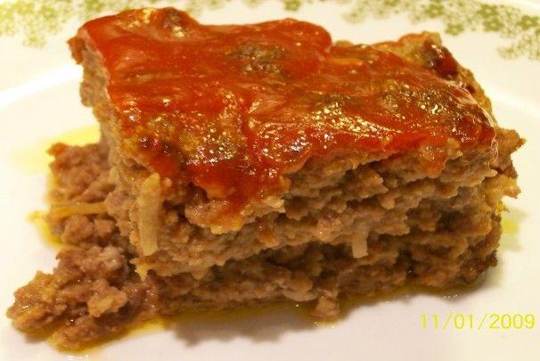 Souperior Meatloaf. Photo by internetnut