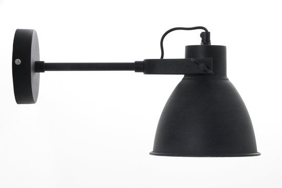 Urban Interiors - Wandlamp Dock vintage black