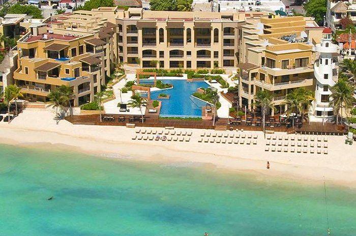 Webcam at playa maya  | El Faro: Hotel: Playa del Carmen, Riviera Maya, Mexico