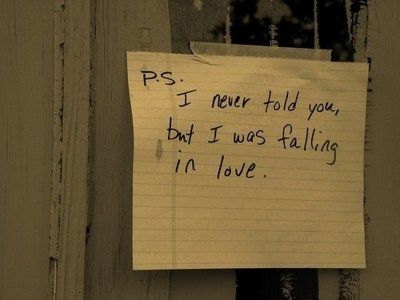 p.s. i never told you