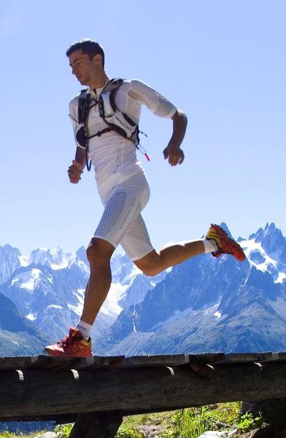 Kilian Jornet.  El hombre de la montaña.
