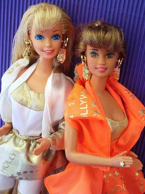 Hollywood Hair Barbie  Teresa | Flickr - Photo Sharing!