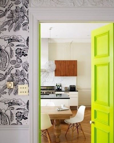 Decorate with neon at home