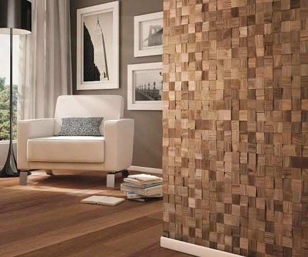 חיפויי קירות העץ המעוצבים של עץ ועצה | בניין ודיור