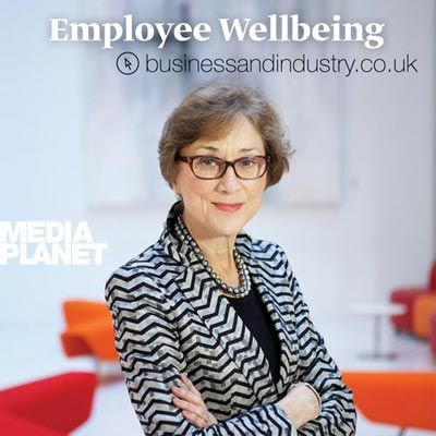 Employee Wellbeing campaign with Dame Carol Black