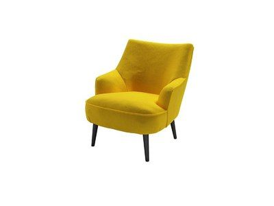 peggy armchair in canary pure cotton matt velvet - https://www.sofa.com/shop/sofas/armchairs/peggy-armchair/customize/size/110/fabric/CMVCAY/