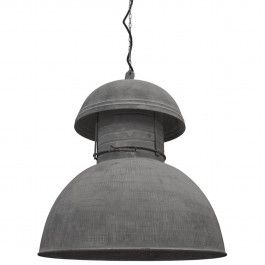 HKLiving // INDUSTRIELEL LAMP BOL XL - 345.00 euro