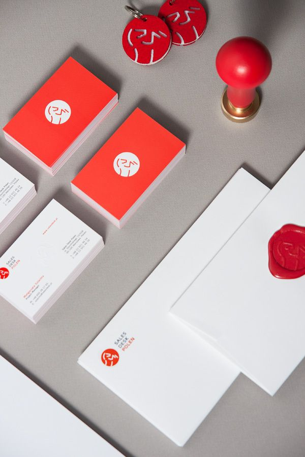 Sales Desk Polen by artentiko.   #stationary #corporate #design #corporatedesign #logo #identity #branding #marketing <<< repinned by an #advertising agency from #Hamburg / #Germany - www.BlickeDeeler.de