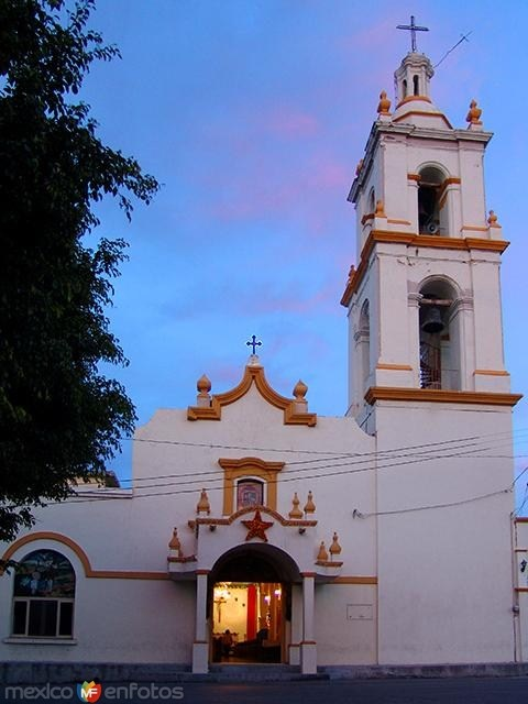 Templo De San Gregorio Magno En Cerralvo Municipios De