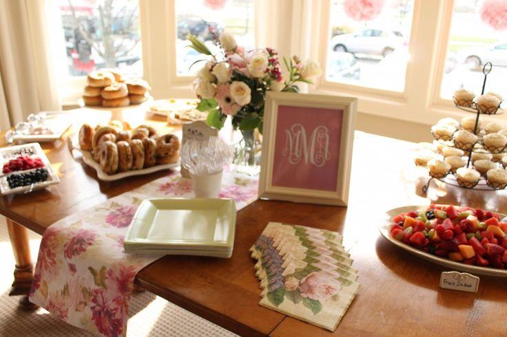 Best 25 Blush Bridal Showers Ideas On Pinterest Bridal