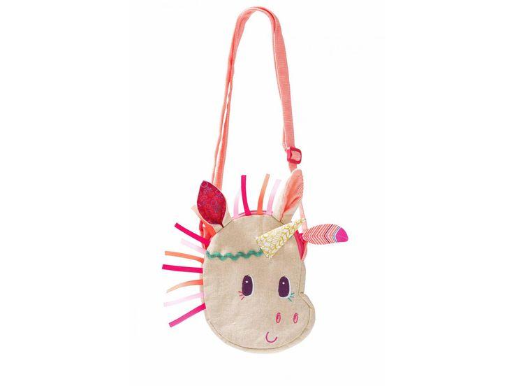 Lilliputiens - Louise sac à main #lilliputiens #saclicorne #licorne #idéecadeau #cadeau  #cadeauxnoel