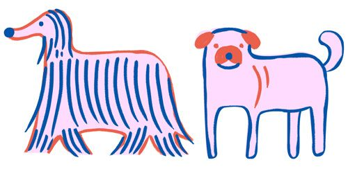 *SOON* Dogs - Monica Andino⎪Illustration and Graphic Design