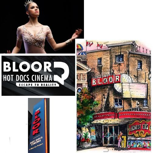 """#TGIF – Playing at Bloor Hot Docs Cinema is """"A Ballerina's Tale"""" http://ow.ly/WDbPU. An intimate and inspiring look at African-American ballerina Misty Copeland, from her tragic injury and the painful recovery to her return to ballet and emergence as a pop sensation."""