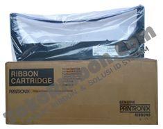 Jual ribbon Printronix P7000 255048-403 Extended Life Cartridge harga murah.  Ribbon Printronix P7000 P/N 255048-403 Extended Life Cartridge, page yield per cartridge 30.000.  Ribbon Printronix P7000 P/N 255048-403 dipakai disemua printer Printronix P7000 kecuali yang 500 lpm: P7010, P7015, P7210, P7215, P7220, P7010ZT dan P7015ZT  Kemasan 1 dus isi 4 cartridge dengan berat/kemasan 3,01 Kg. Original Made in Mexico.