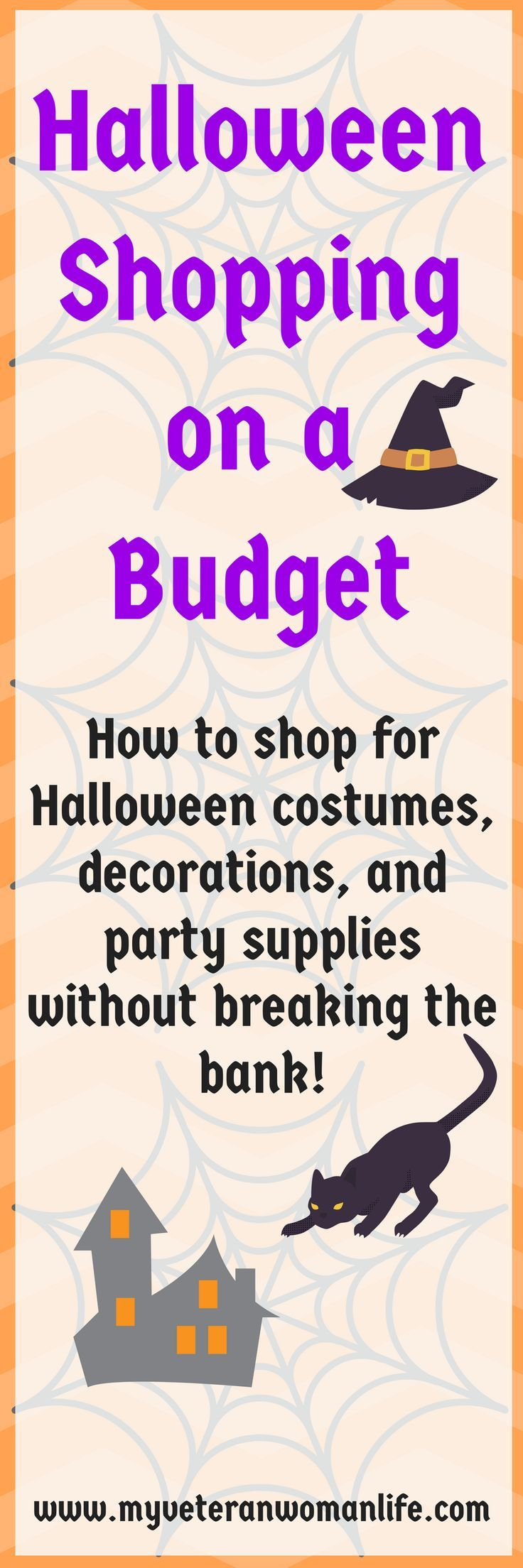 See how I do my Halloween shopping on a budget and still buy the scariest decorations and costumes for my family and pets!  You can maximize your dollar by using savings apps and other programs for saving money on all of your Halloween shopping!