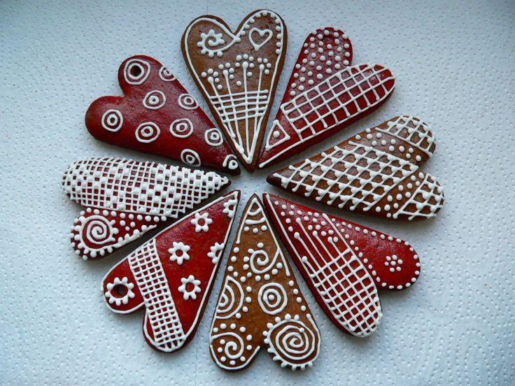 Mezi nejoblíbenější vánoční cukroví patří perníčky. Zkuste je upéct podle receptu Moniky Brýdové-Foto:Monika Brýdová