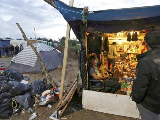 Refugee crisis: What life is really like inside the 'Jungle' in ...