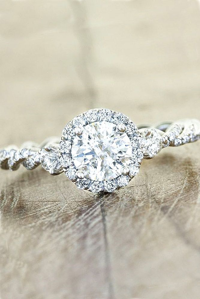 18 Vintage Engagement Rings With Stunning Details | Wedding Forward
