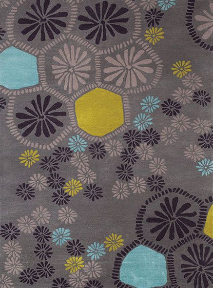 Cold Water Coral Rug by Nicola Cerini. AUD $999.00  Designed by celebrated Melbourne textile designer Nicola Cerini, This rug collection encapsulates her  love of nature and colour.