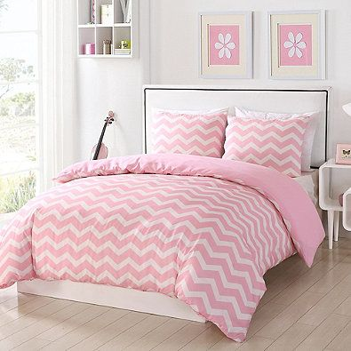 pink chevron bedroom 1000 ideas about comforter sets on 12861