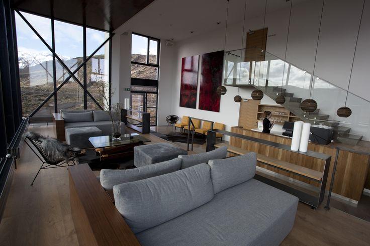 Hotel interior design |  Ion Adventure Hotel | Selfoss | Iceland