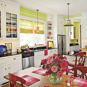80 Tasty Kitchens | Sunny Style | SouthernLiving.com