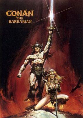 Conan the Barbarian (1982) movie #poster, #tshirt, #mousepad, #movieposters2