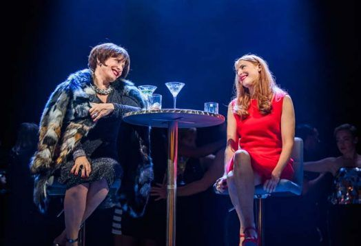 Company starring Rosalie Craig and Patti LuPone review | Mrs