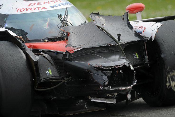 【WEC】 トヨタ:ホセ・マリア・ロペスが怪我でスパ6時間を欠場  [F1 / Formula 1]