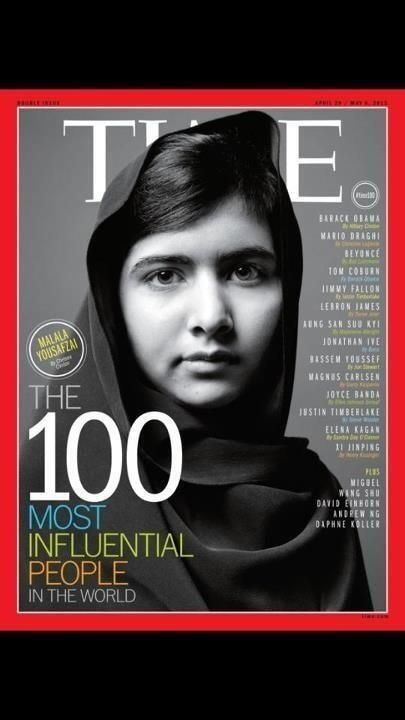 Malala Yousafzai , the very brave Pakistani girl shot in the head by Taliban militants for advocating girls' education has been discharged from a British hospital.