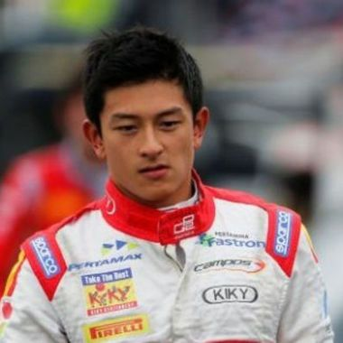 Haryanto becomes Indonesia's 1st Formula1 driver #sydney sydneys.news