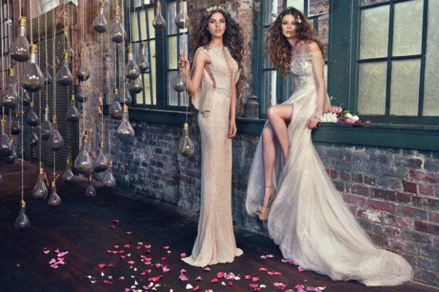 Galia Lahav bridal gowns