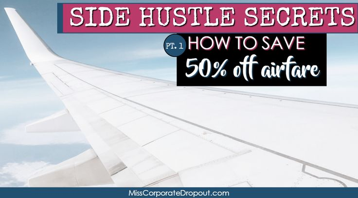 Side hustle secrets: save 50% on airfare   Check out Krista Townsend's blog post on how she saves money while flying and dining at restaurants.    Restaurant Deals, Secret Shopper, Secret Shopping, Frugal Living, Save on travel, Travel Deals, Travel packages, Travel Savings, Travel, frugal traveler, budget traveler, travel tips, travel ideas, road trip, bus trip, USA Travel, International Travel, Coach bus,