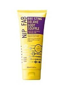 NEW NIP+FAB Bee Sting Deluxe Body Souffle 200 ml: