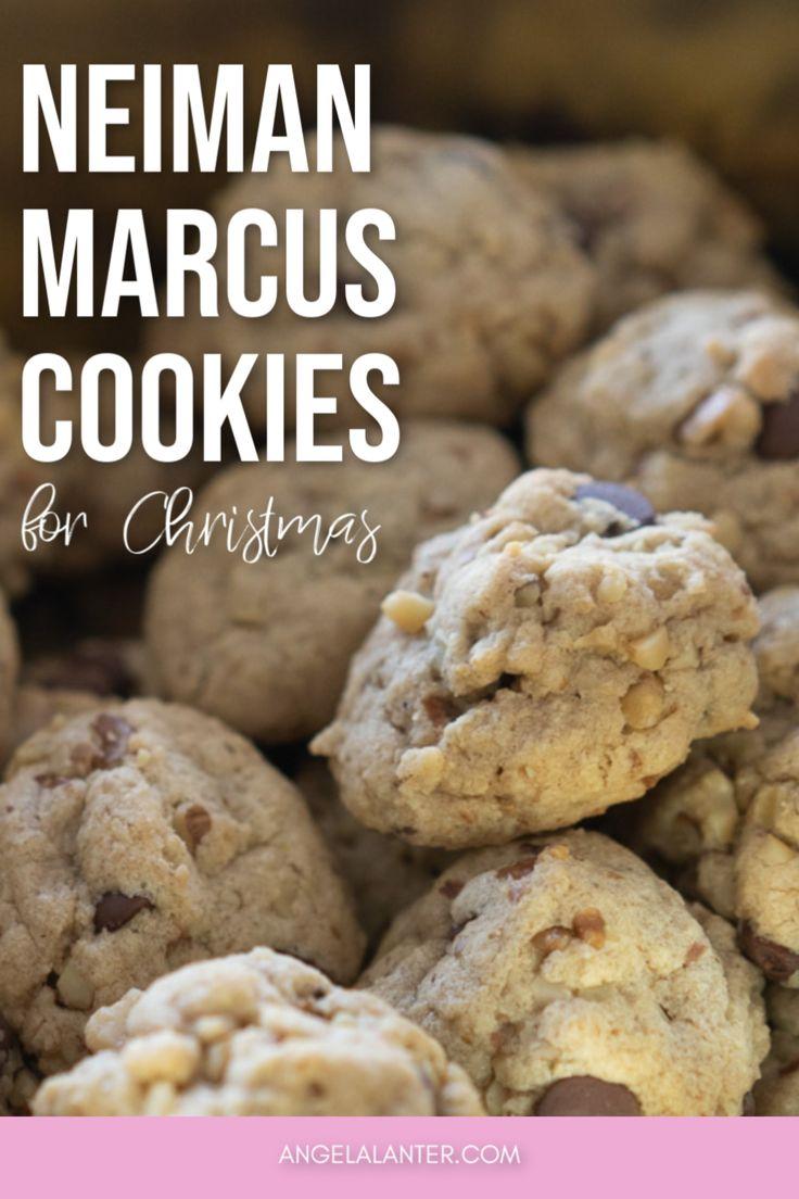 Neiman marcus christmas cookies recipe in 2020 cookies