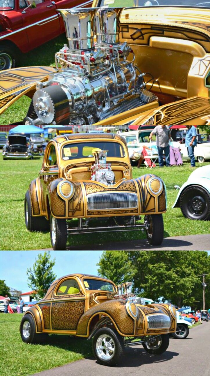 Willy gasser style car
